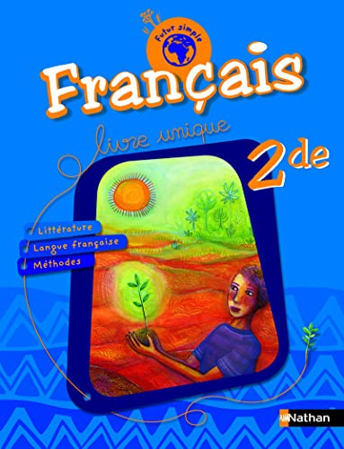 9782098827554 Futur Simple Francais 2de Livre Unique