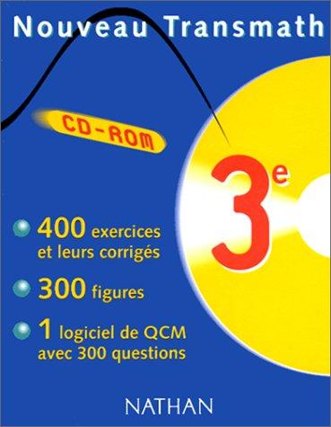 9782098852099: Nouveau Transmath, 3e. CD-Rom