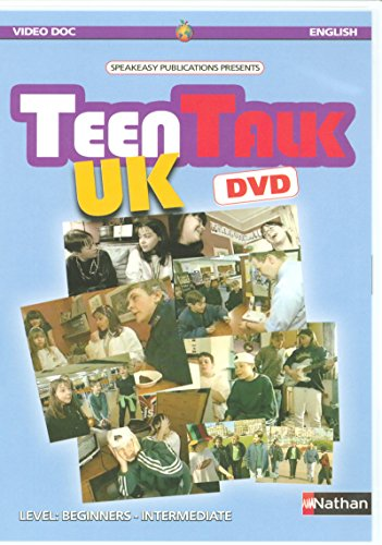 9782098996380: DVD Teen Talk UK