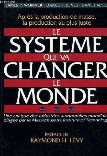 9782100011803: Le systeme qui va changer le monde
