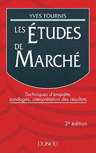 9782100026500: Les études de marché, 3e édition