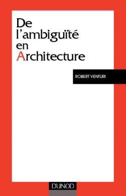 9782100027026: De l'ambiguïté en architecture
