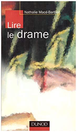 9782100028252: Lire le drame (Dunod universite)