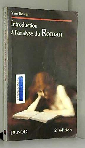 9782100031696: INTRODUCTION A L'ANALYSE DU ROMAN. 2ème édition 1996 (Lettres sup)
