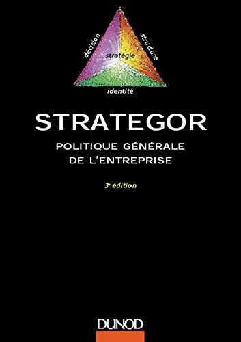 9782100034116: Strategor