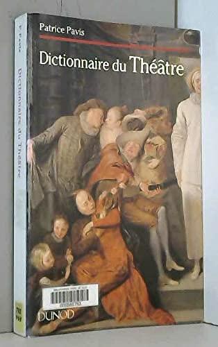 9782100034864: Dictionnaire du théâtre