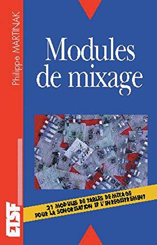 9782100038909: Modules de mixages [sic]