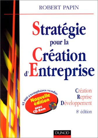 9782100041879: Stratégie pour la création d'entreprise