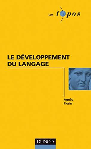 9782100041954: Le développement du Language