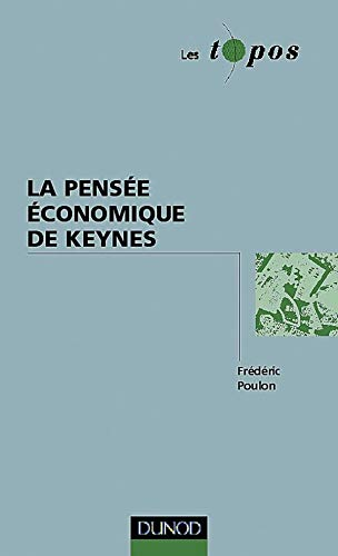 9782100042029: La pensée économique de Keynes