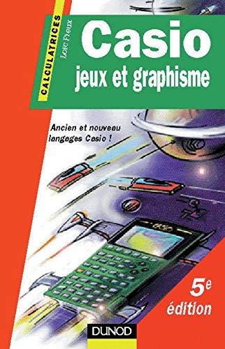 9782100042593: Casio : jeux et graphisme
