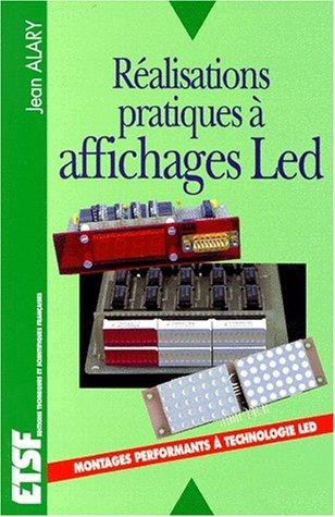 9782100044283: Réalisations pratiques à affichages LED