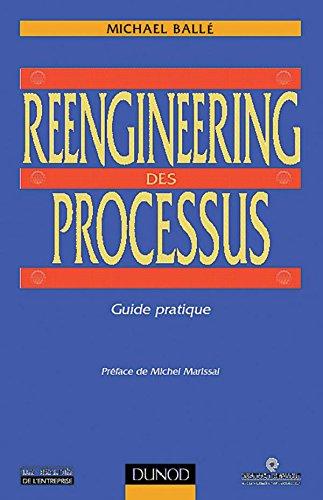 9782100046997: Reengineering des processus