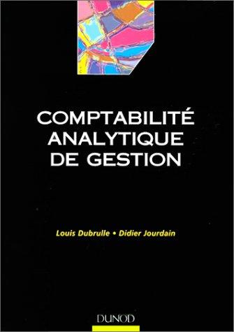 9782100049479: Comptabilité analytique de gestion