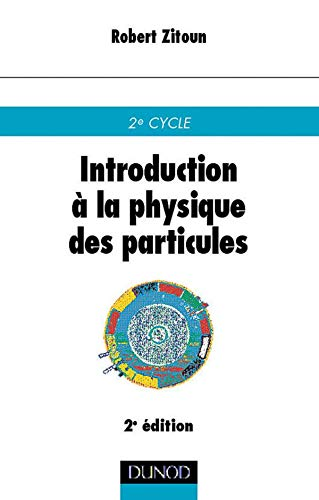 9782100050109: Introduction à la physique des particules