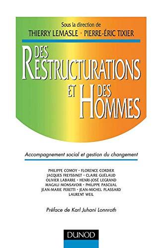 9782100050383: Des restructurations et des hommes