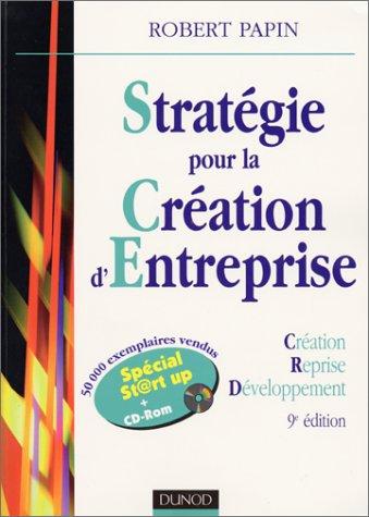 9782100056026: Stratégie pour la création d'entreprise