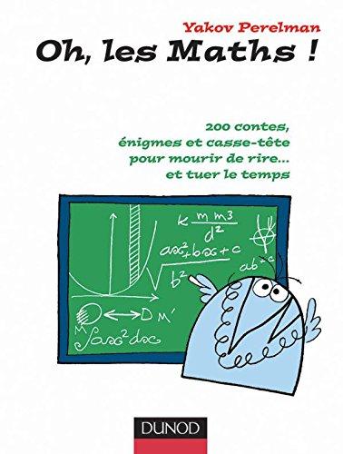 9782100056637: Oh, les maths !