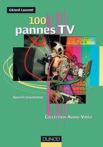 9782100056880: 100 Pannes TV