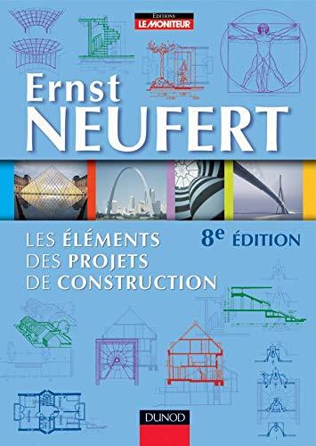 9782100057597: Les �l�ments des projets de construction