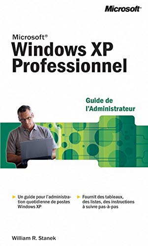 9782100063840: Guide de l'administrateur : Microsoft Windows XP Professionnel
