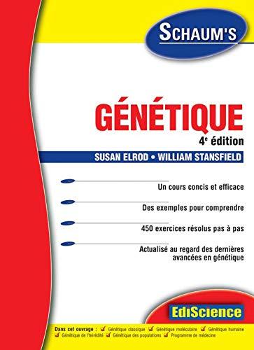 9782100066537: Génétique : Rappels de cours et 450 exercices corrigés