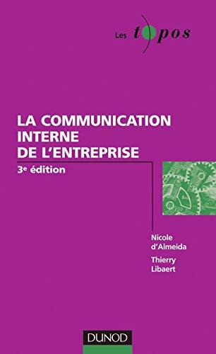9782100067121: La communication interne de l'entreprise