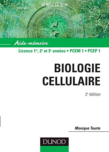 9782100068142: Biologe cellulaire (French Edition)