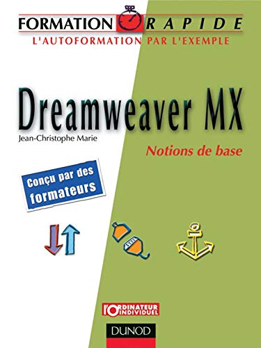 Dreamweaver MX : Notions de base: Marie, Jean-Christophe
