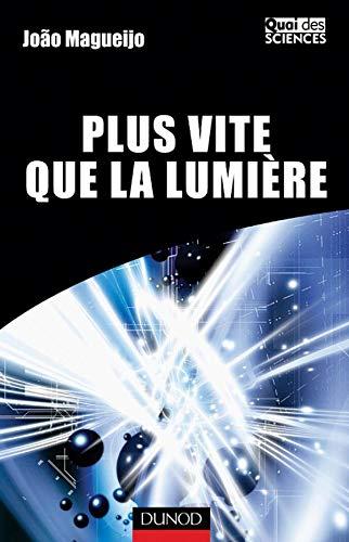 9782100072477: Plus vite que la lumière (French Edition)