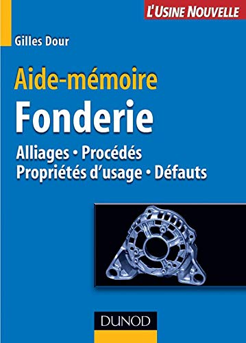 9782100072620: Fonderie