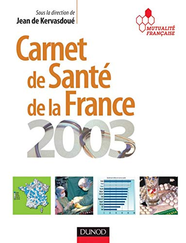 Carnet de sant?? de la France 2003: Jean de Kervasdou?