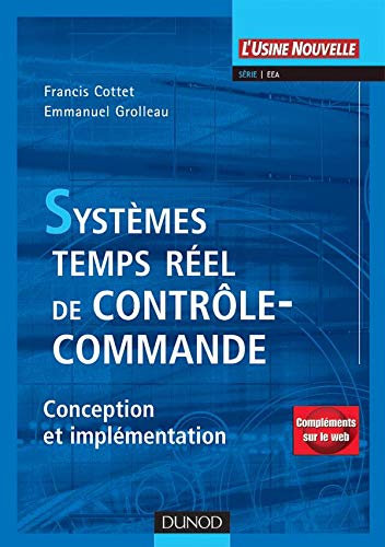 9782100078936: Systemes temps reel de controle-commande (French Edition)