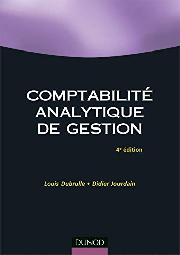 9782100079551: Comptabilité analytique de gestion