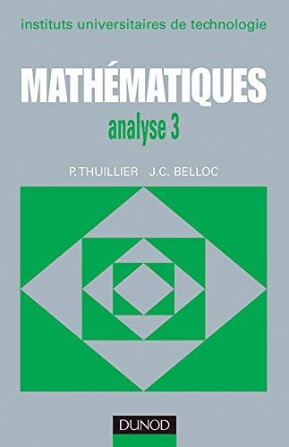 9782100082315: Mathematiques BTS, tome 3 (French Edition)