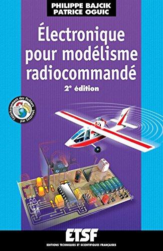 9782100082445: Electronique pour modelisme radiocommande (French Edition)