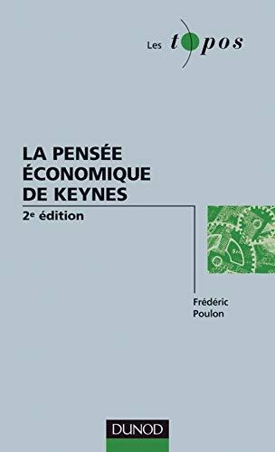9782100487189: Topos - La pensée économique de Keynes