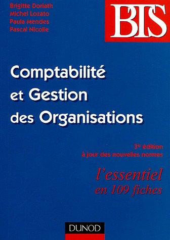 9782100488087: Comptabilité et gestion des organisations