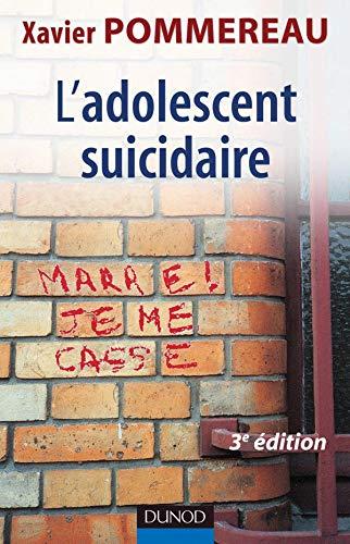 9782100489350: L'adolescent suicidaire