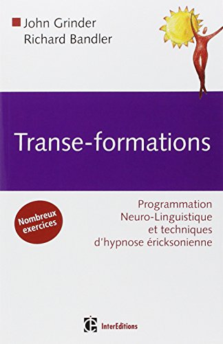 9782100489862: Transe-Formations (French Edition)