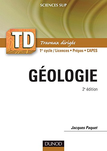 9782100493449: Géologie (French Edition)