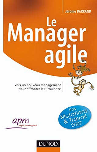 9782100494187: Le Manager agile (French Edition)