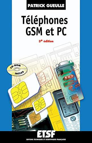 9782100495160: Téléphones GSM et PC (1Cédérom)