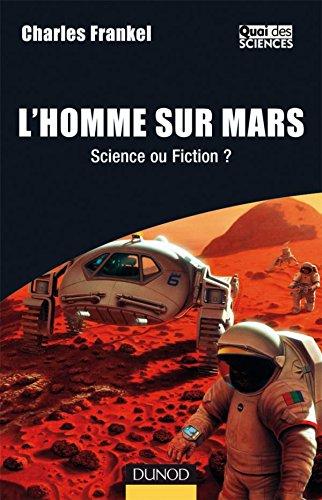 9782100495580: L'Homme sur Mars - Science ou Fiction ?