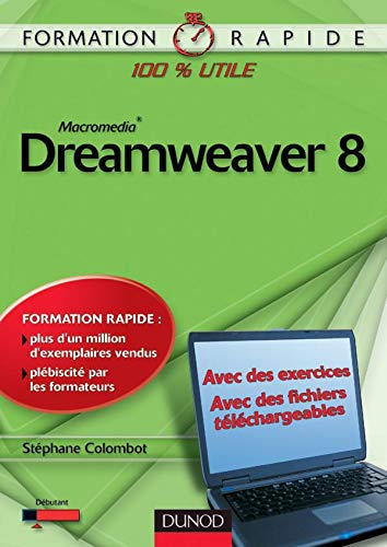 9782100498956: Dreamweaver 8 (French Edition)