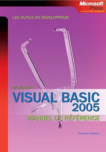 9782100499410: Visual Basic 2005 : Manuel de référence
