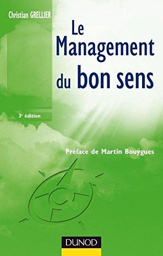 9782100504268: Le management du bon sens