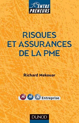 9782100505487: Risques et assurances de la PME