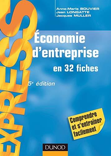 9782100507887: Economie d'entreprise