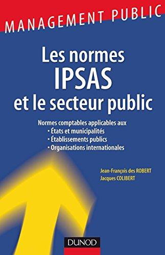 9782100509751: Les normes IPSAS et le secteur public
